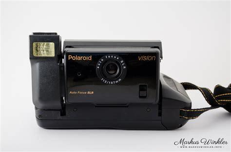 Kamera Vision polaroid vision autofocus slr polaroid captiva slr
