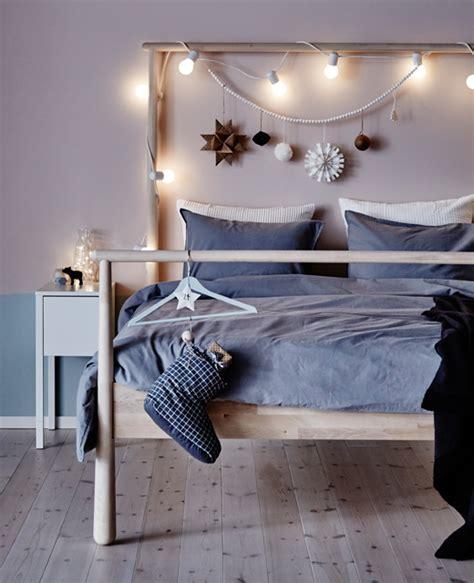 schlafzimmer birke ein weihnachtlich geschm 252 cktes gj 214 ra bettgestell in birke