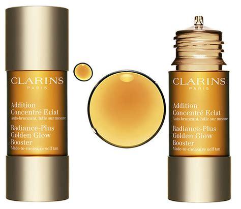 Radiance Gold Gel Ms Glow Original clarins radiance plus golden glow booster beautyalmanac