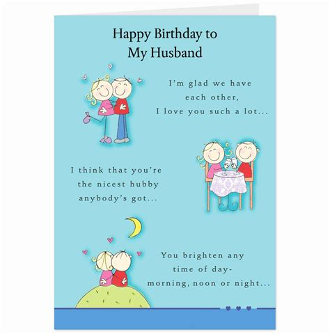 printable birthday cards to my husband funny birthday cards for husband unique birthday cards for