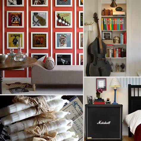 home lovers music decorating pictures and tips popsugar home