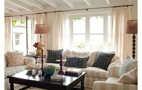 Cottage Livingrooms Kathryn Ireland Design Designer Kathryn Ireland