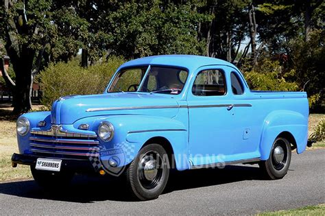 Ford Deluxe by Sold Ford Deluxe Utility Rhd Auctions Lot 15 Shannons