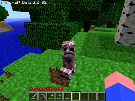minecraft baby creepers youtube