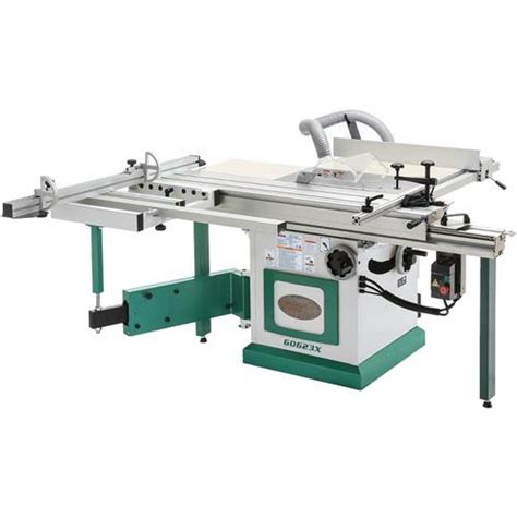 10 quot sliding table saw grizzly industrial