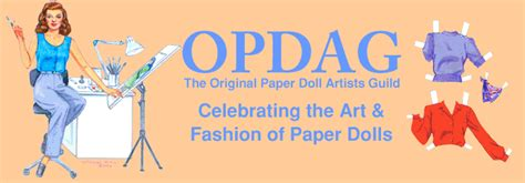 doll workshops 2018 paper doll convention and