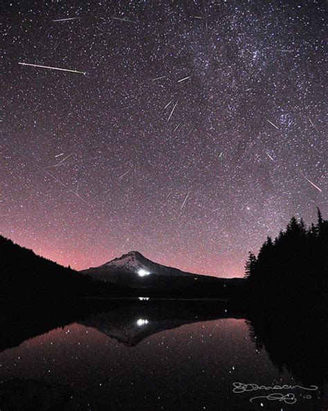 Meteor Shower 14th August by Photography Meteor Shower Feel Desain