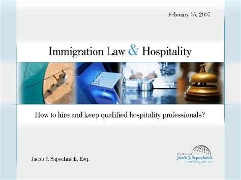 challenges faced by hospitality industry hospitality and immigration