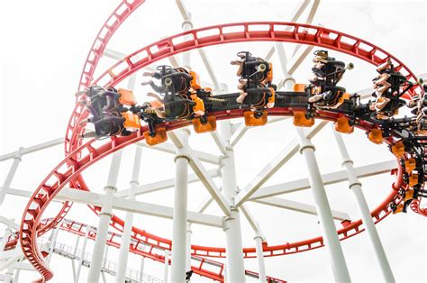 theme park list uk caravanners guide to theme parks in and around the uk