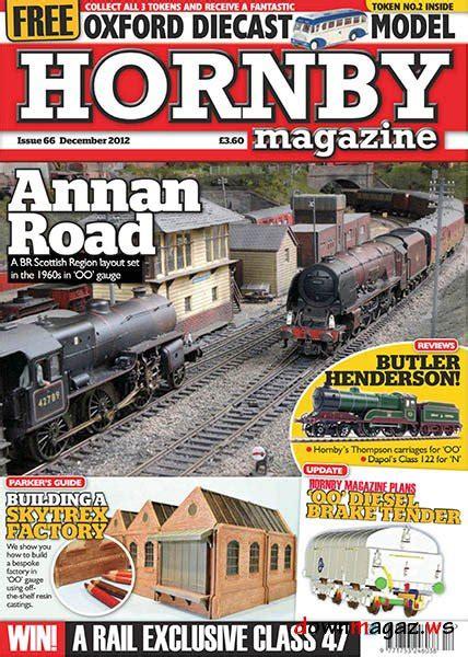 hornby magazine december    magazines