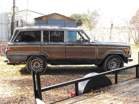 1989 jeep wagoneer slj1170 1989 jeep grand wagoneer specs photos