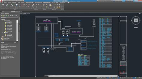 M Drawing In Autocad by Conjunto De Ferramentas Do Autocad Electrical Software