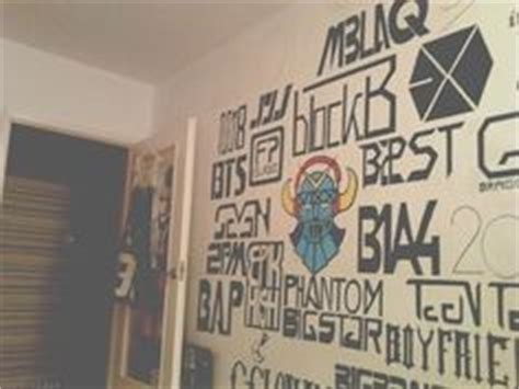 kpop themed bedroom 1000 images about kpop diy on pinterest kpop exo and