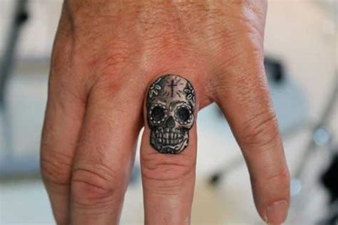 finger tattoo ideas for men finger tattoos for design ideas for guys