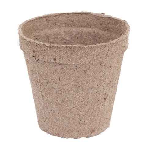 biodegradable plant pots growing containers for plants jiffy peat round pots 3 quot