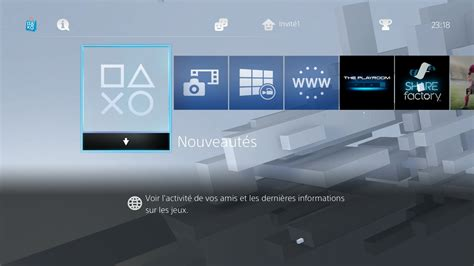 ps4 themes spiral rectangles t 233 l 233 charger un th 232 me ps4 personnalis 233