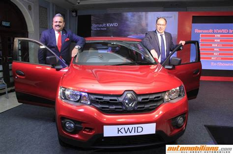 renault mini car renault kwid renault kwid renault launched in india