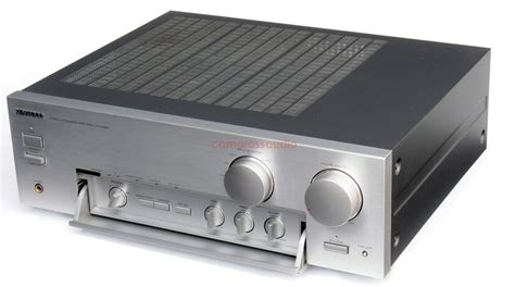 kenwood ka  integrated amplifier camaross audio