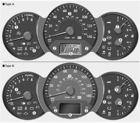 car maintenance manuals 2010 kia soul instrument cluster kia soul instrument cluster features of your vehicle kia soul 2009 2013 am owner manual