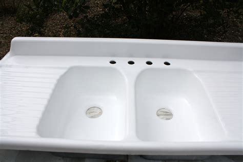 mattress sinks in middle classic kitchen with drainboard randy gregory design