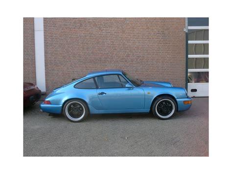 image gallery porsche type 964 porsche 911 type 964 carrera 2bleue de 1990
