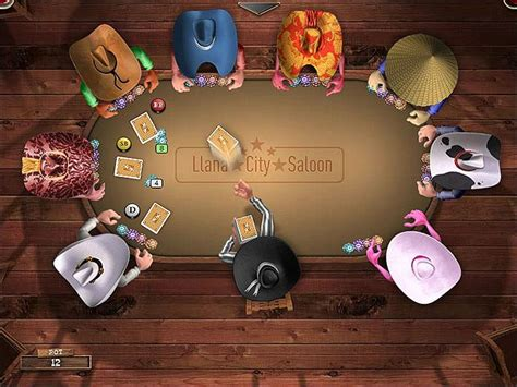 Governor of poker game download and play free version