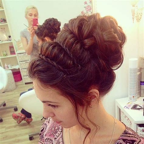 6 pretty grecian messy braid updo designs top easy