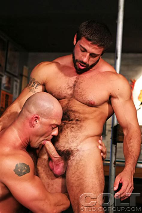 Carlo Masi Muscle Nude Sex Porn Images