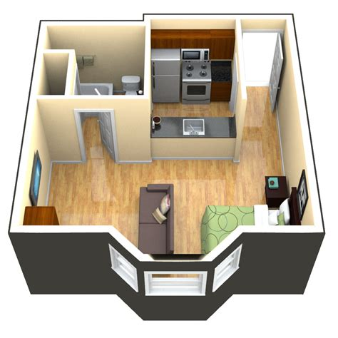 studio apt floor plans studio apartment floor plans 400 sq ft