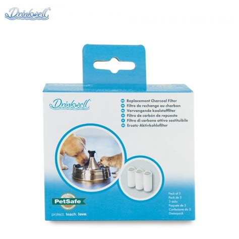 Pet Water Filter Yang Yp 001 drinkwell 174 replacement charcoal filter 360 pet fountains