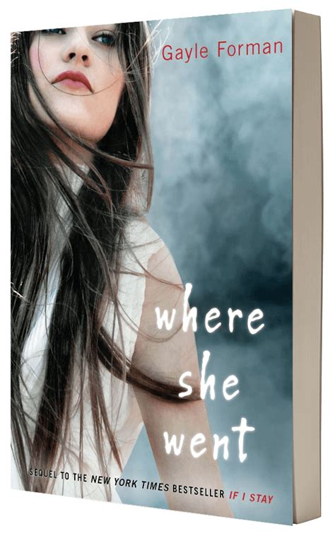 Themes In The Book Where She Went   where she went gayle forman