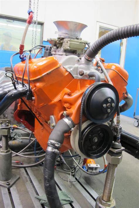 world exclusive  dyno chevys historic   mystery motor built  smokey yunick hot