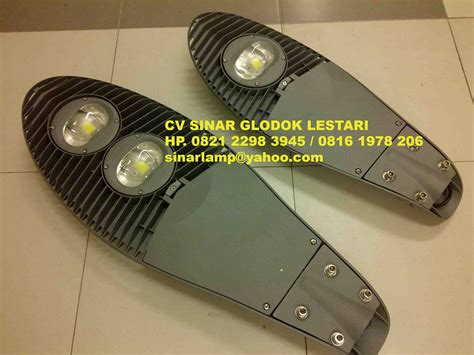 Lu Jalan Pju Led 150w by Lu Jalan Led