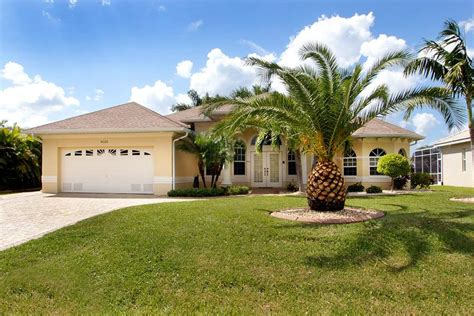 sw house boat rental villa golden sunset vacation rentals in cape coral