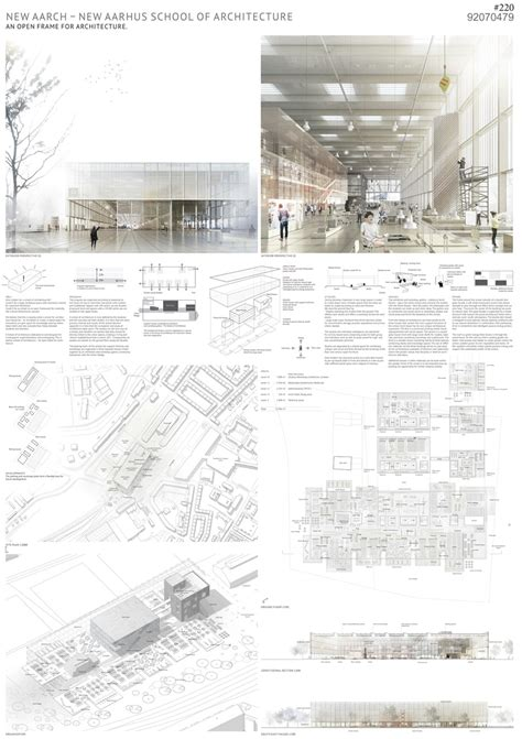 design competition exles winners of the competition for the new aarhus school of