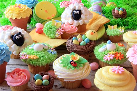 easter cupcake classes sydney