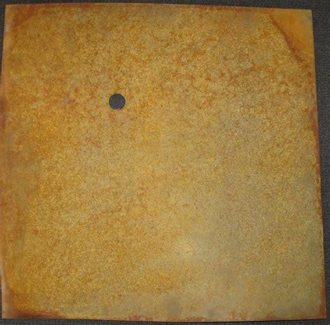 Kann Man Cortenstahl Lackieren by Verometal Beschichtung Mit Echtmetall Gebogene