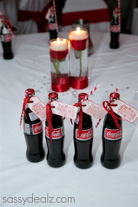wedding supplies diy coca cola bottle wedding favor idea crafty morning