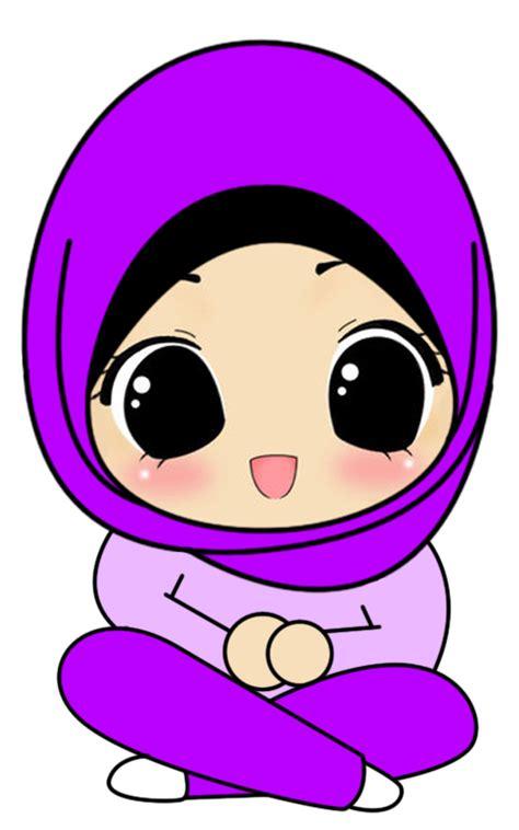 Ihza Aulya Nanda Doodle Muslimah 2