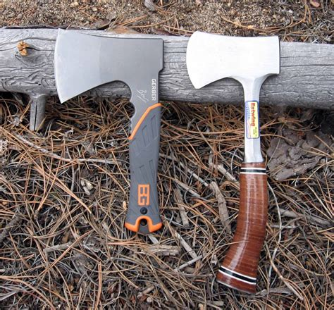 grylls survival hatchet review rocky mountain bushcraft review the gerber grylls
