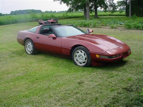 airbag deployment 1992 chevrolet corvette security system 1992 corvette hatchback coupe no reserve for sale in franklin indiana united states