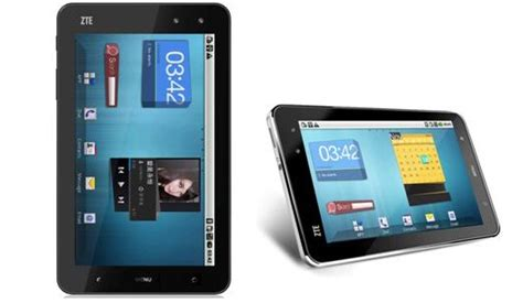 Zte Tablet Android zte light android tablet the tech journal