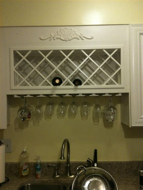 wine rack the sink i need this for the home