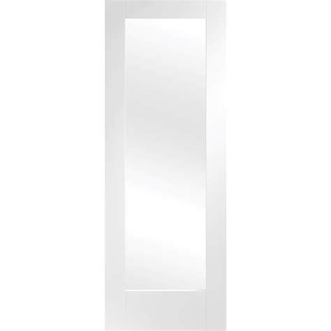 pattern 10 white glazed door pattern 10 internal white primed fire door with clear