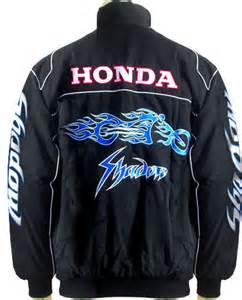 Honda Attire Honda Shadow Racing Motorcycle Jacket Car Motorcycle