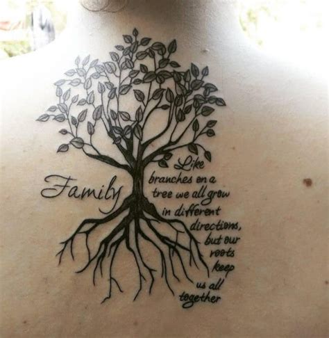 family tree tattoos for men tattoo and tatting