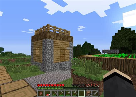 minecraft village house found a house but not a village not a witch hut either minecraft blog