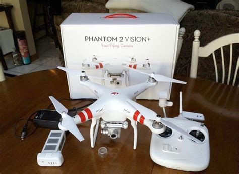 Drone Phantom 2 Vision Plus dji phantom 2 vision plus review prices competitors features where to buy