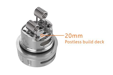 Ammit Dual Ss geekvape ammit dual coil rta review vaping360