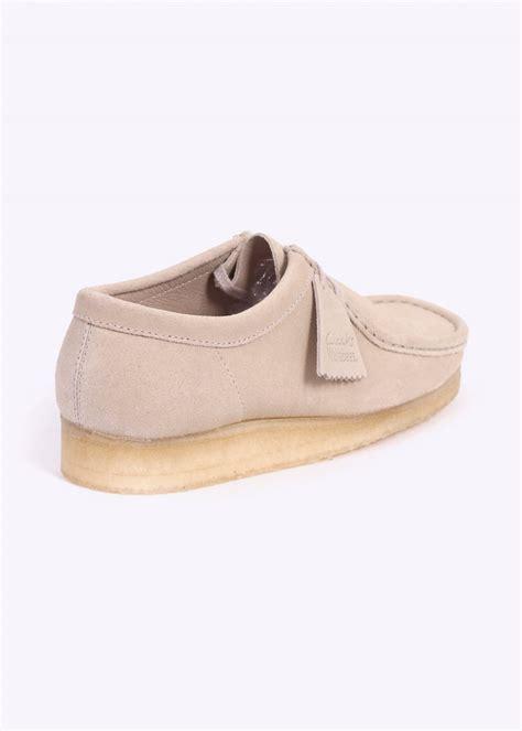 clarks originals wallabee shoes white clarks